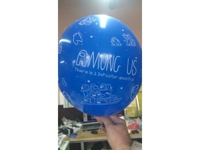 """Among us, 12"""""""
