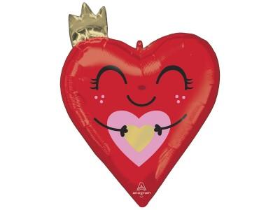 Сердце в короне, 48*66