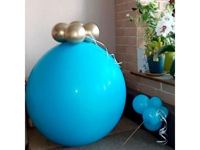 Шар-сюрприз на 100 шаров
