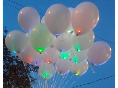 """Светящиеся шары, 12"""""""