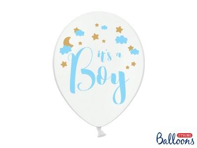 """It's a boy, 12"""""""