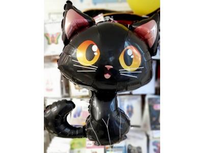 Чорная кошка