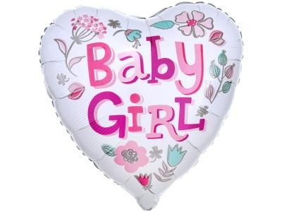 Baby girl, 18'