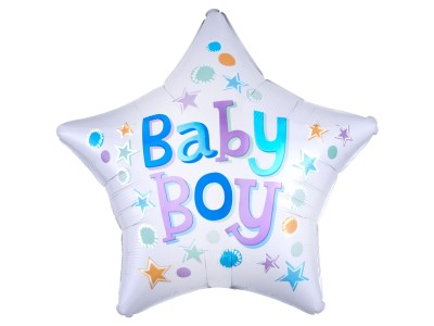 Baby boy, 18'