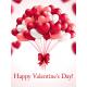 Воздушные шары на 14 февраля!